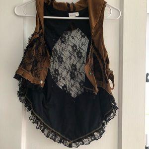 Hippie Style Vest